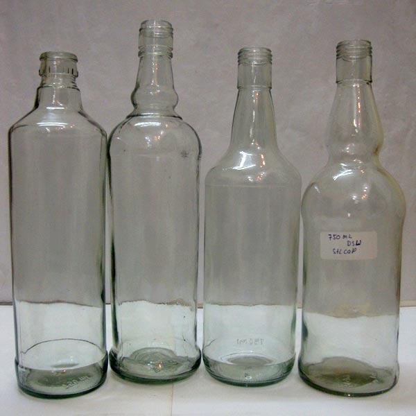 Vodka Bottle 750ml