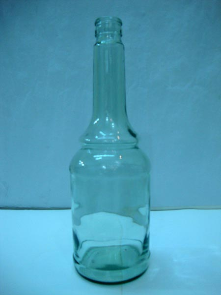 Glass Bottle for Whisky
