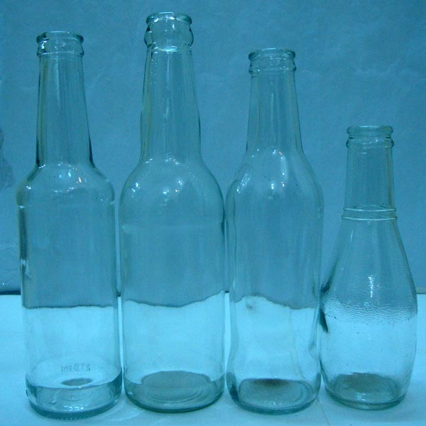 Glass Bottle for Wine