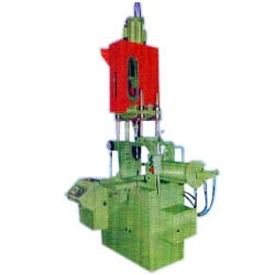 Vertical Plunger Type Injection Moulding Machine