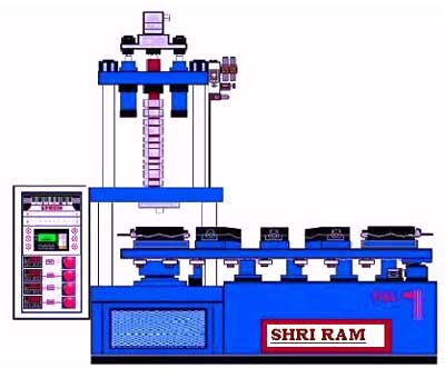 Vertical Rotary Machine