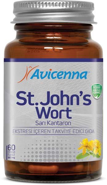 St. Johns Wort Capsules