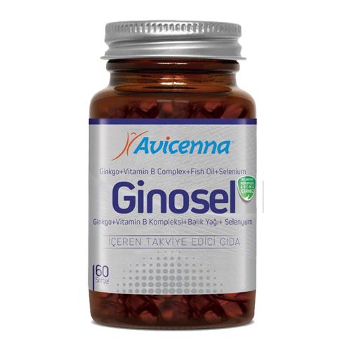 Ginosel Capsules