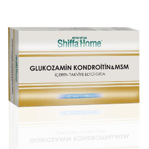 Glucosamine Chondroitin MSM Tablets