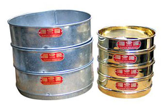 Soil Test Sieves