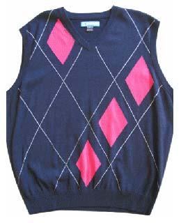 Mens Sleeveless Sweater