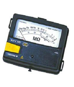 Handheld Analog Insulation Resistance Tester