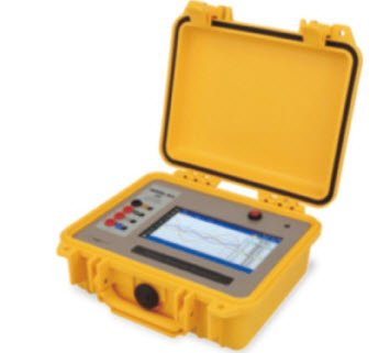 Portable Three Phase Power Quality Analyzer