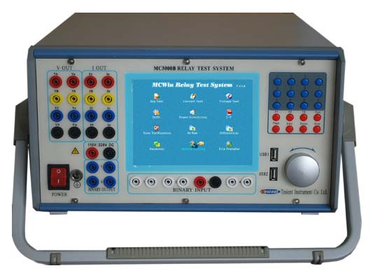 Secondary Current Injection Test Set (MC3000 A/B)