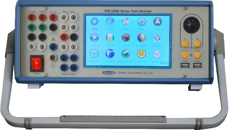 Secondary Current Injection Test Set (ME3000)