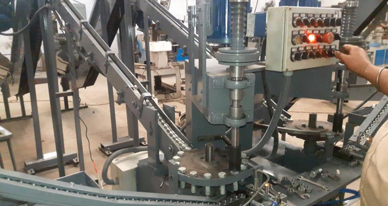 Nut Bolt Assembly Machine 01