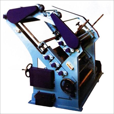 Double Profile Paper Corrugating Machine