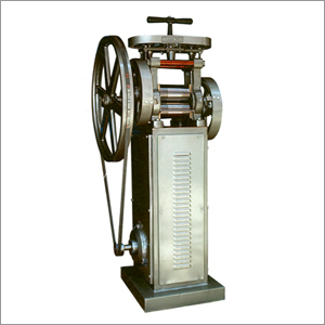 Geared Sheet Rolling Machine