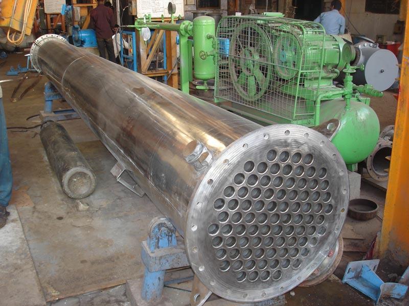 SS Material Heat Exchanger
