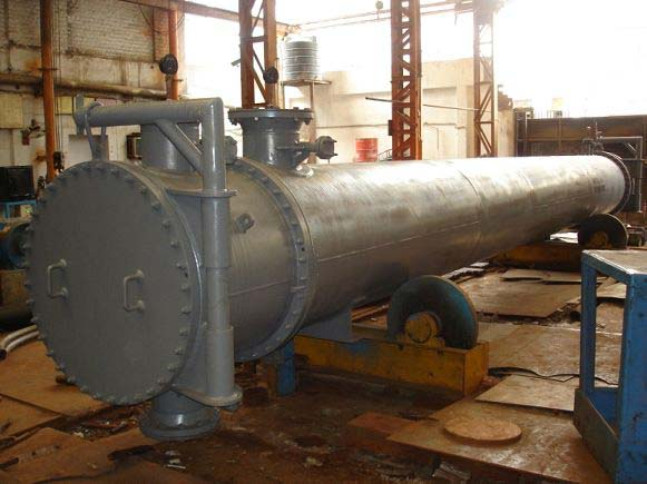 Shell and Tube Heat Exchanger 01