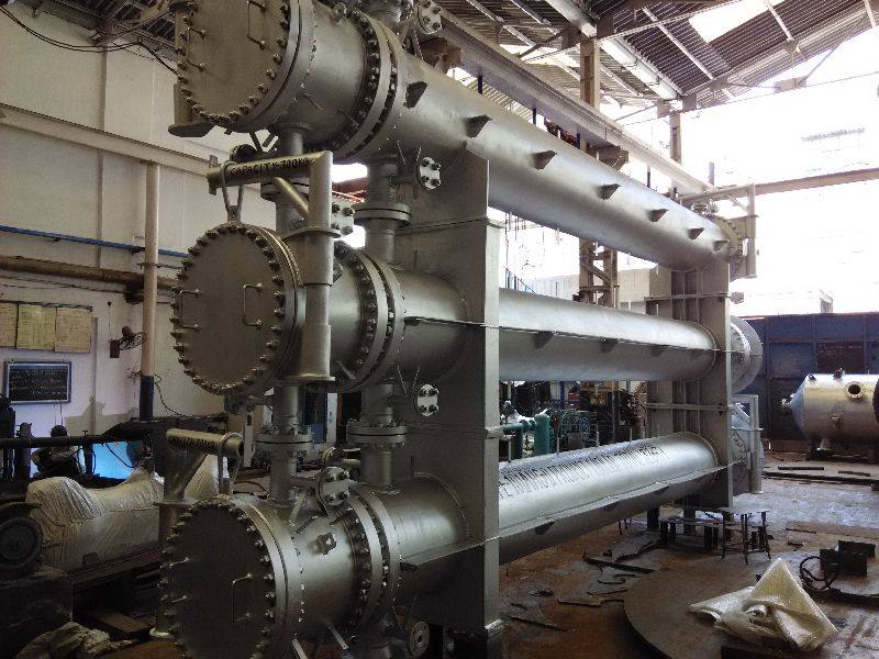 Shell and Tube Heat Exchanger 02