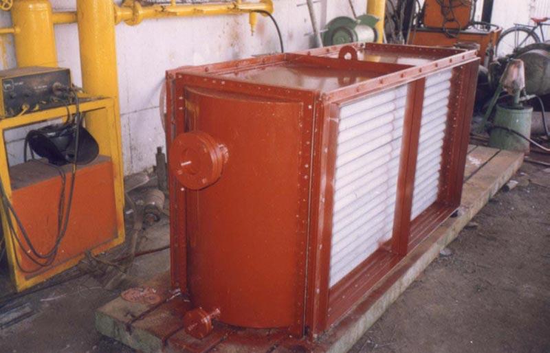 Steam Heater