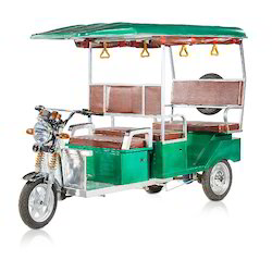 Battery Operated E Rickshaw 02