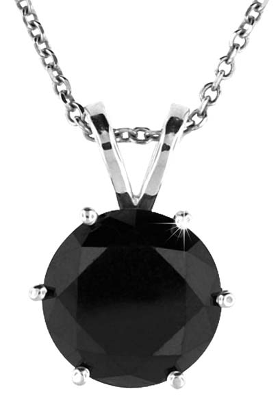 Black Diamond Pendant (CWBDGP001)