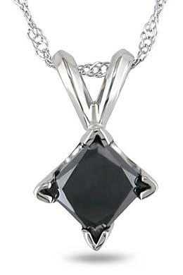Black Diamond Pendant (CWBDGP002)