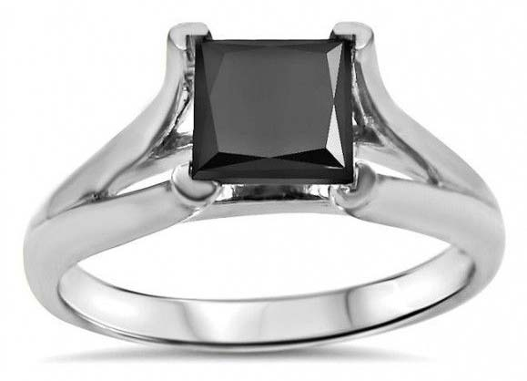 Black Diamond Ring (CWBDR002)