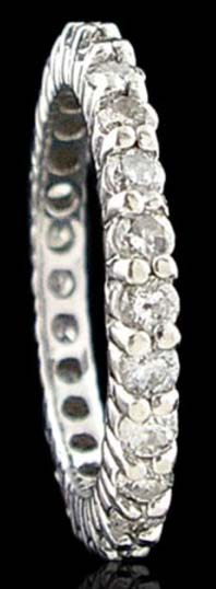 Diamond Band Ring (CWDBGR001)