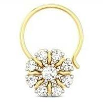 Diamond Nose Ring (CWDGNR001)