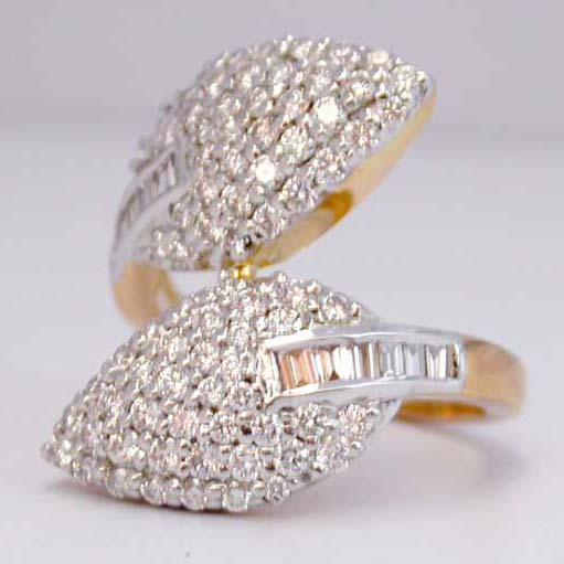Diamond Wedding Ring (CWWDGR001)