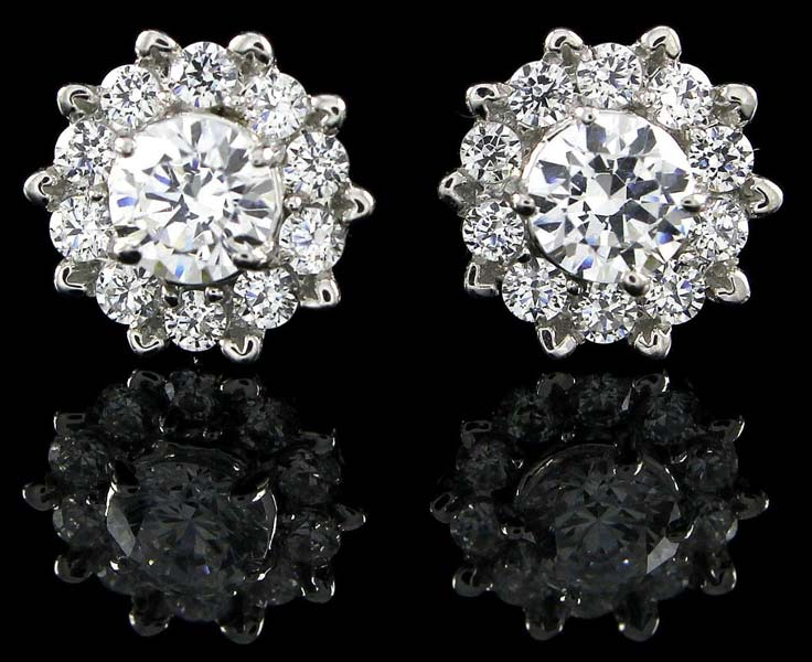 Ladies Diamond Stud (CWDSE212)