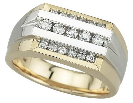 Mens Diamond Ring (CWDMGR002)