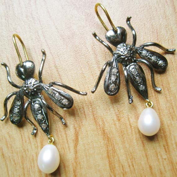 Victorian Earring (CWVE247)
