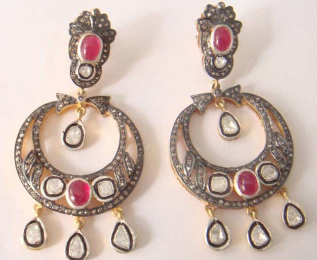 Victorian Earring (CWVE248)
