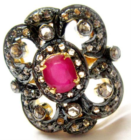 Victorian Ring (CWVR246)