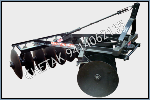Chakli Mounted Offset Disc Harrow
