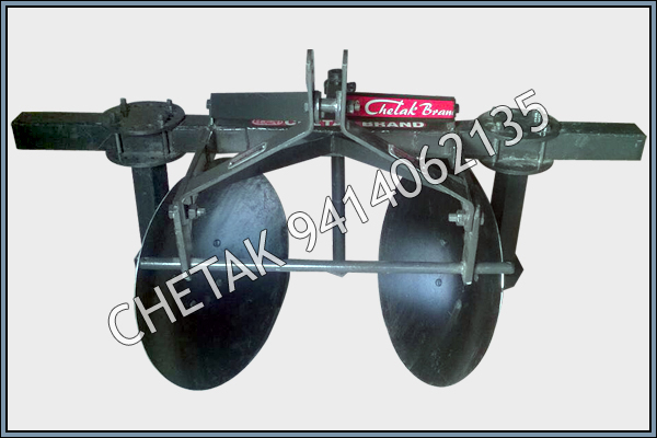 Mounted Disc Ridger