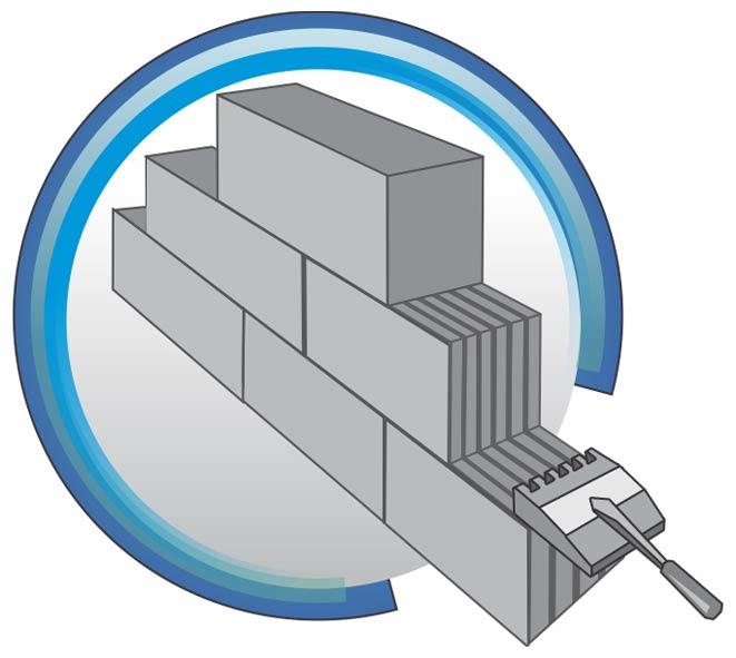 Block Bonding Adhesive
