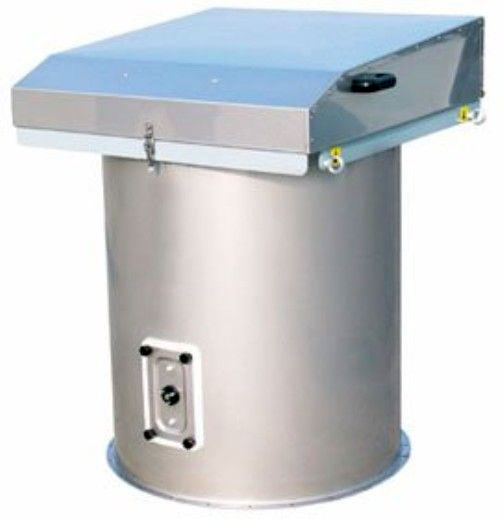 Dust Air Cleaner Cover : Stainless steel dust filter silo venting filters