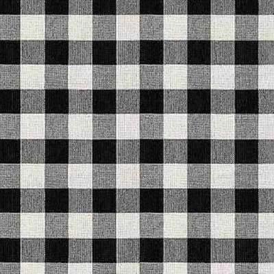Acrylic Check Fabric