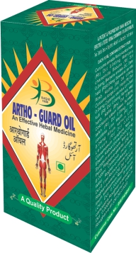Baqai Artho-Guard Oil