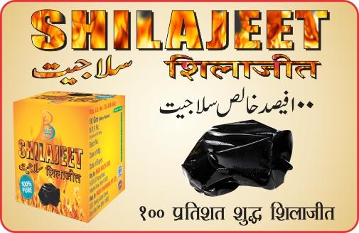 Baqai Shilajeet