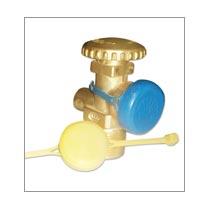 Plastic Seal for POL Type LPG Cylinder Valves