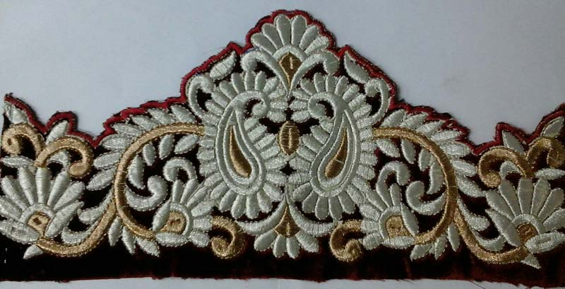 Embroidery Cutwork Lace