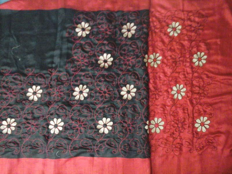 Pure Dupian Silk Saree