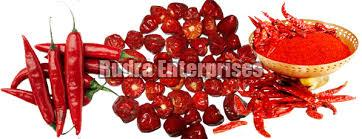 Dried Red Chilli 13