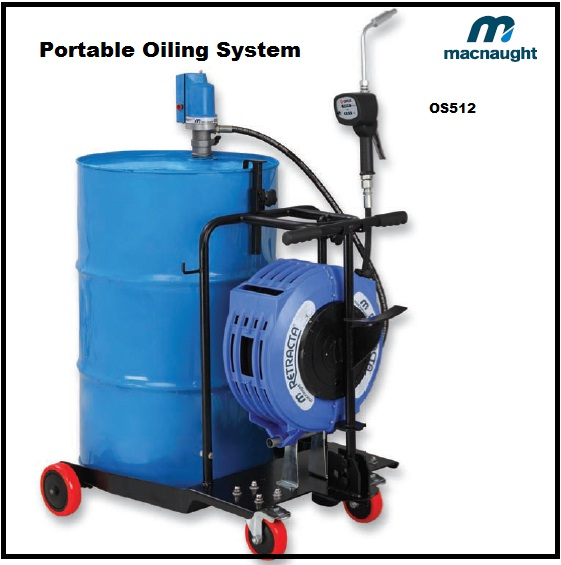 Portable Oiling System
