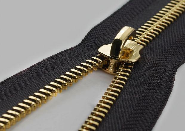 King Metal Zipper