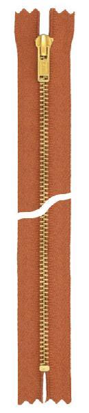 Ykk Metal Zipper (MGC-36 DA O)