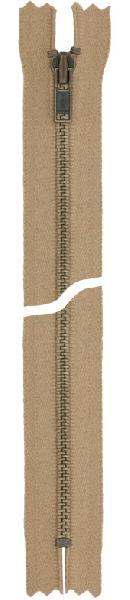 Ykk Metal Zipper (MGKBC-36 DA I)