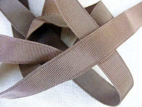 Silk Grosgrain Ribbon