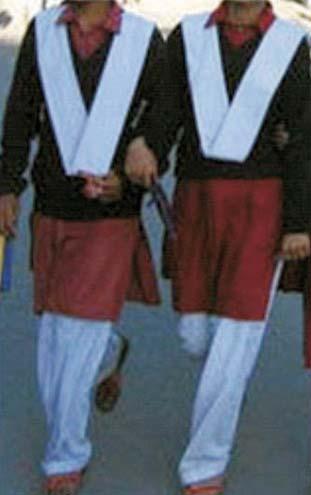 School Salwar Suits
